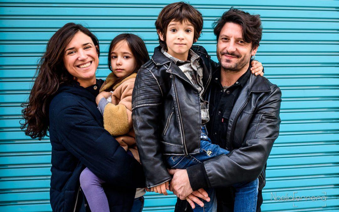 FOTOS DE FAMILIA EN BARCELONA